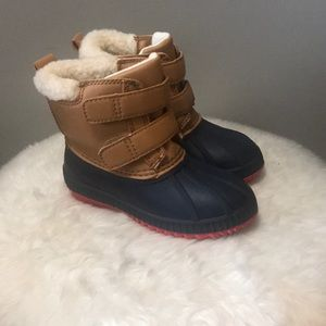 Old Navy Snow Boots Toddler Size 10
